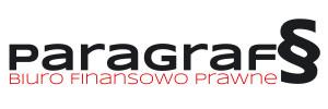 Biuro Finansowo Prawne Paragraf Jakub Kużdżał Logo